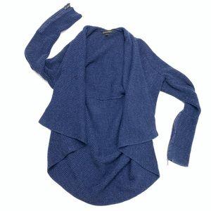 Banana Republic | Navy Open Cardigan Sweater Sz M